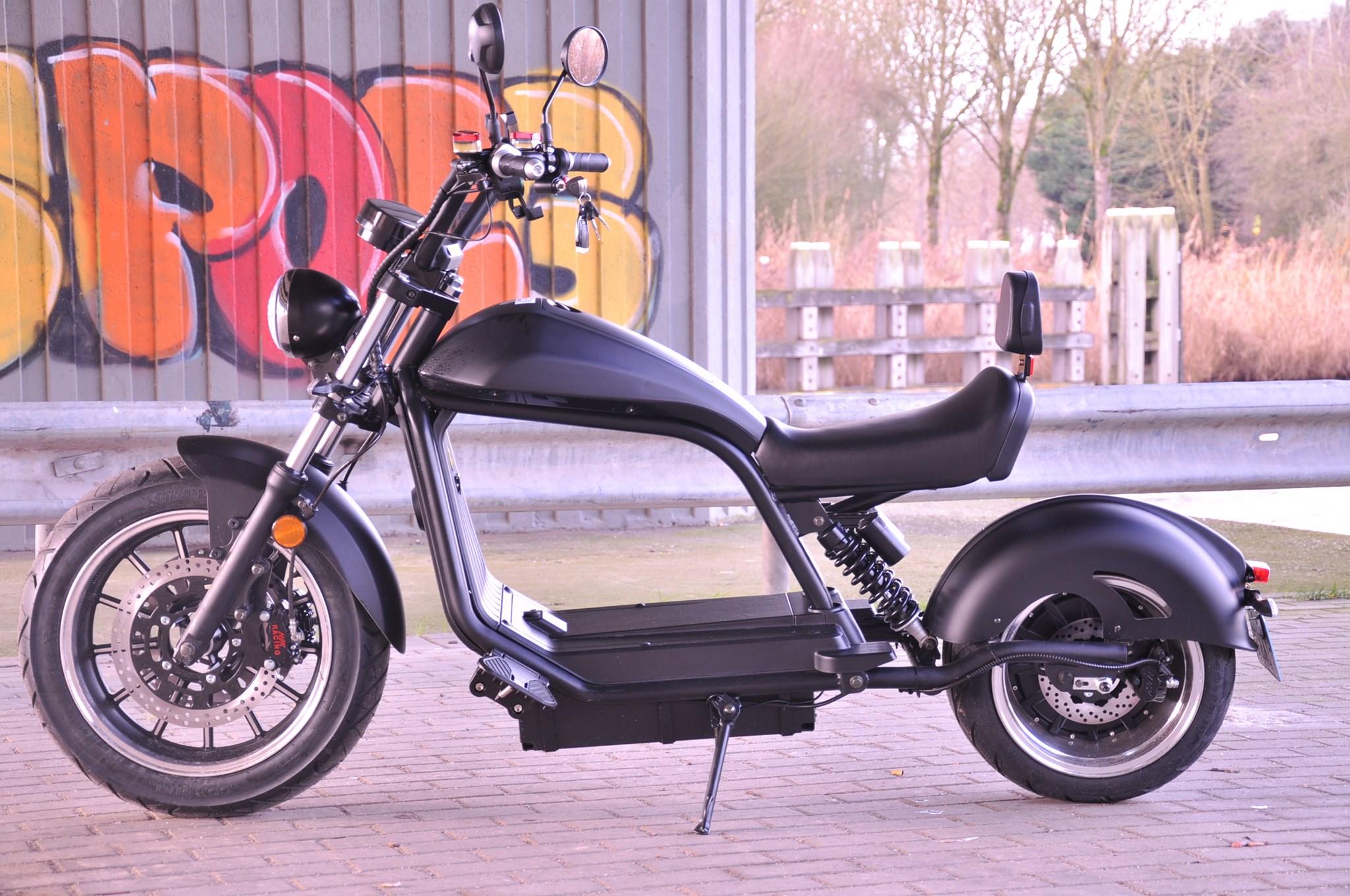 escooter chopper