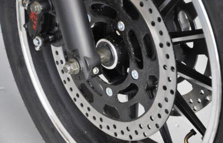 parts escooter wheel