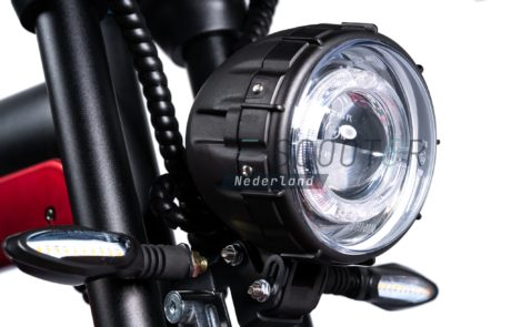 parts escooter light