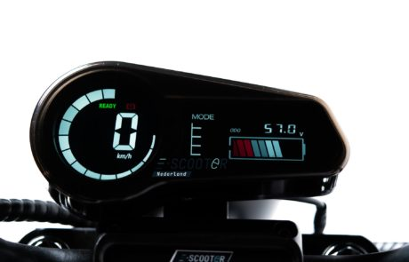 parts escooter speed control