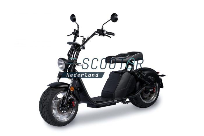 Escooter luqi hl3.0 black