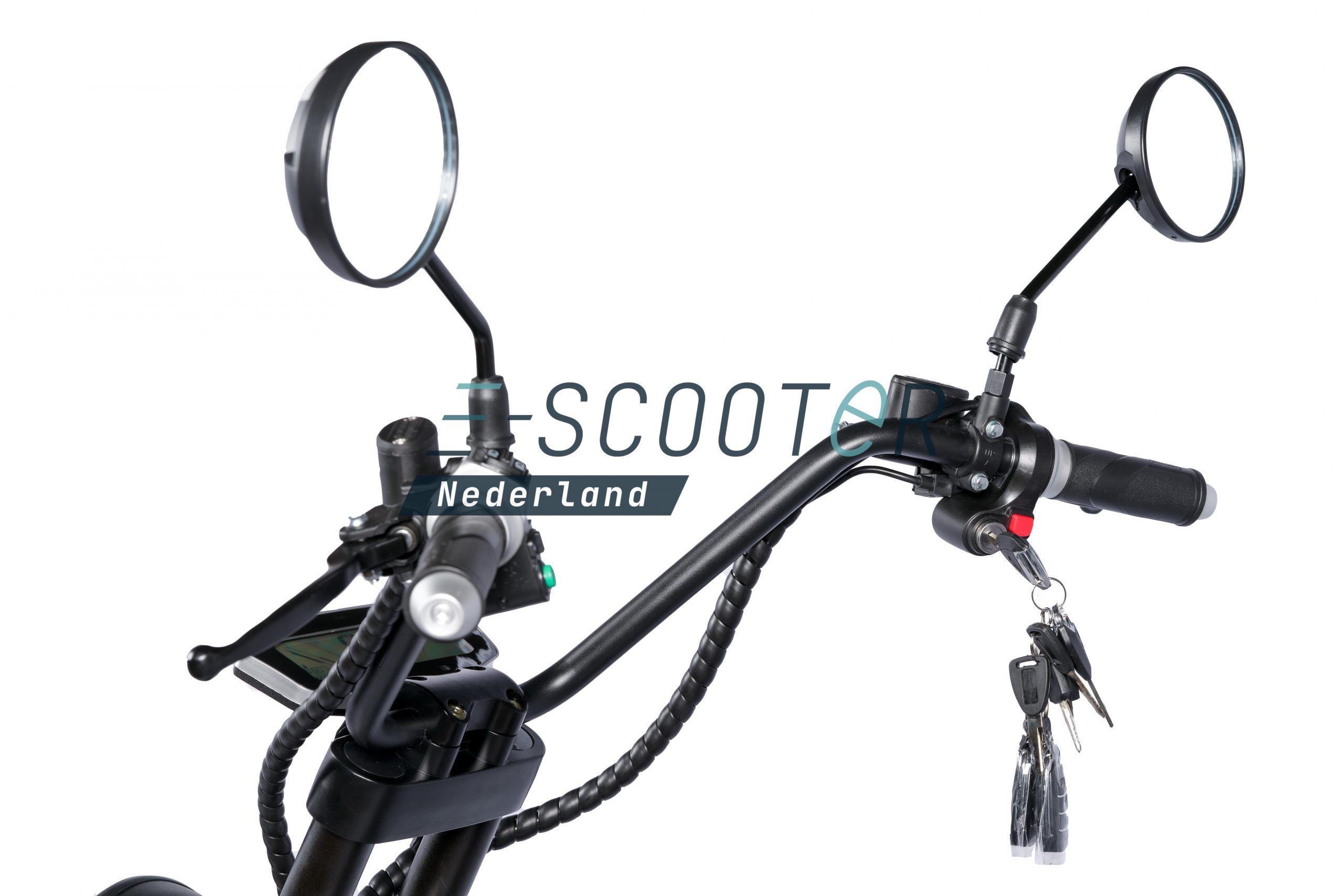 Escooter luqi hl3.0 black 2