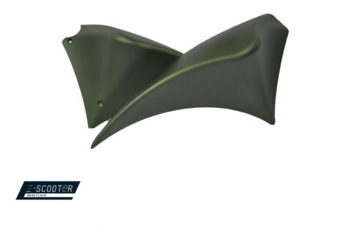 Complete fairing set for the Escooter Dogebos M1 green
