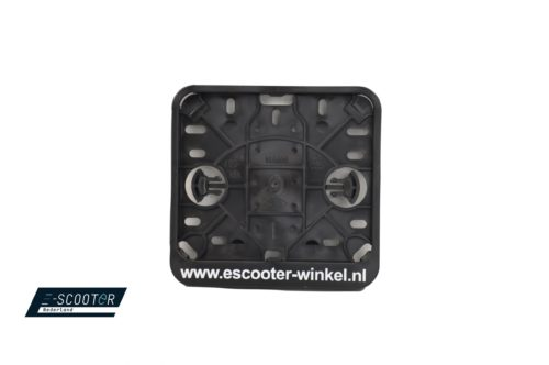 License plate holder for your E-chopper.