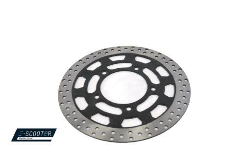 Single brake disc front for the Escooter Luqi HL6.0s