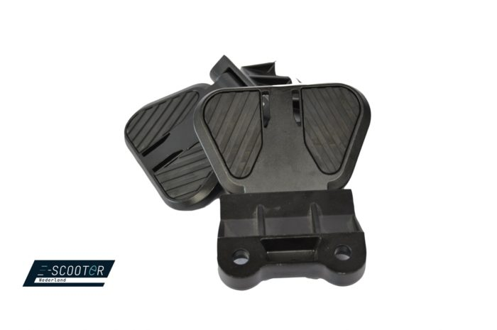 Set of footrests for the Escooter Luqi HL6.0s